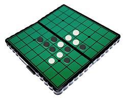 Portable Magnetic Reversi Game Othello