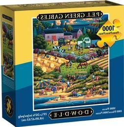 Dowdle Folk Art Prince Edward Island Jigsaw Puzzle