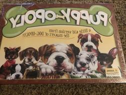 Puppy-Opoly  Opoly-Style Play Themed Monopoly Board Game for