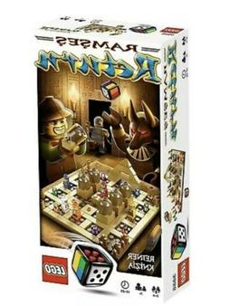 Lego Ramses Return 3855 Board Game 2-4 Player 7+ Age Reiner