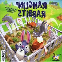 Ranglin' Rabbits Board Game *NEW* **FAST SHIP**