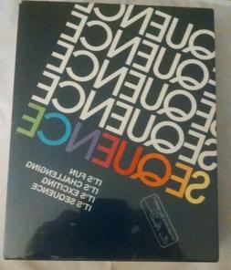 RARE DISCONTINUED BOX 1992 Vintage JAX Sequence Board Card G