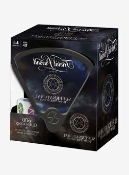 RARE Supernatural Trivial Pursuit Game. Men Of Letters Editi