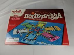 Hasbro Retro Series Aggravation Board Game 1989 Edition
