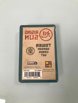 Rising Sun Board Game Tower Season Promo Cards Dice Tower Ki