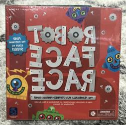 Educational Insights Robot Face Race Board Game Brand New