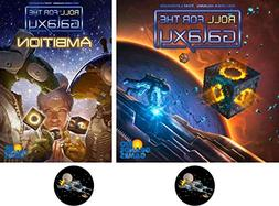 Roll for the Galaxy Bundle of Base Game and Ambition Expansi