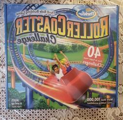 Roller Coaster Challenge Logic & Building Game Board Game