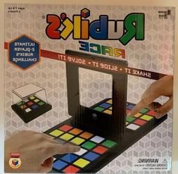 University Games Rubik's Race Board Game, Ages 7+, 2 Playe