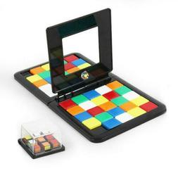 Magic Race Board Game Rubix kids Educational Puzzle Match Pl