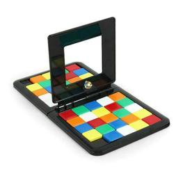 Rubiks Race Board Game Face to Face Strategy Puzzle Toy Inte