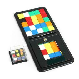 Rubiks Race Board Game Face to Face Strategy Puzzle Toy Kids