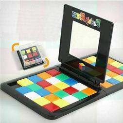 Rubiks Race Puzzle Board Game Rubix Race Rubic Race Mind Gam