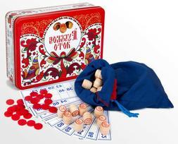 Russian Bingo / Lotto Board Game Russkoe Loto. Brand New in