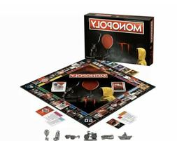 Sale MONOPOLY: Exclusive IT Edition Board Game Collectible T