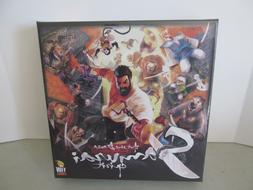 samurai spirit co op board game by