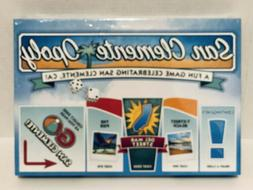 San Clemente Opoly Monopoly Type Board Game Trestles Lost Su