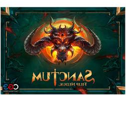 Sanctum Board Game New in Shrink Free Shipping