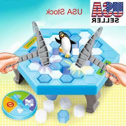 Mini Save Penguin Dont Break The Ice Penguin Trap Party Supp