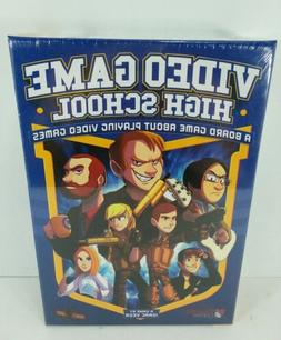 Video Game High School Board Game