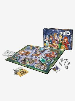 CLUE: SCOOBY-DOO EDITION BOARD GAME