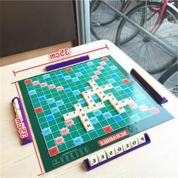 Scrabble Board Game Classic Crossword Game Kids Family Intel