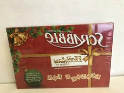 USAopoly SCRABBLE Christmas Holiday Edition Board Game New D