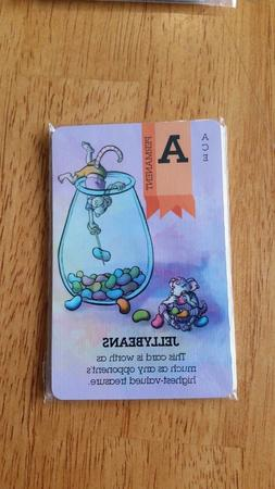 Scuttle Card Board Game Promo Mini Expansion 7 Cards Jellybe