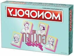 *SEALED* The Golden Girls Monopoly Board Game By USAopoly Be