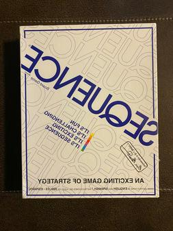 SEQUENCE BOARD GAME NEW SEALED