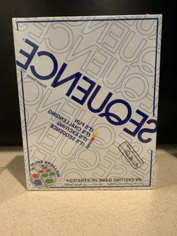 Sequence Board Game NEW SEALED Game of Strategy Jax Games