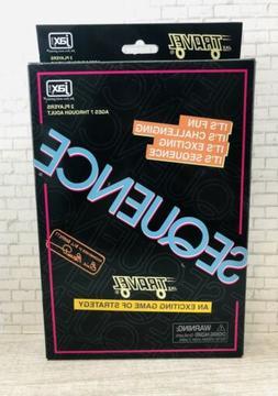Sequence Board Game Travel Edition NIB