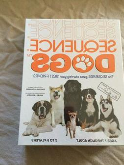 Sequence Dogs board game  NEW