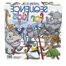 Sequence For Kids Board Game New No Reading Required Jax Gam
