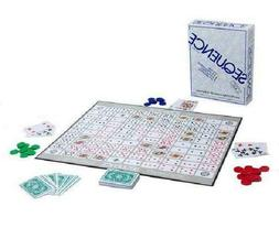 JAX Sequence Strategy Board Game Fun Family Gift for Kids 2-