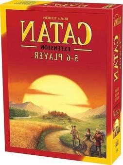 Settlers of Catan Board Game 5th Edition 5-6 Player EXTENSIO