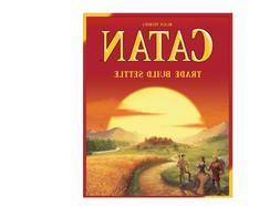 Settlers of Catan Board Game Voyage Great Deprivation Unchar