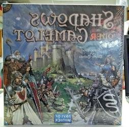 Shadows Over Camelot Brand New Board Game by Days Of Wonder