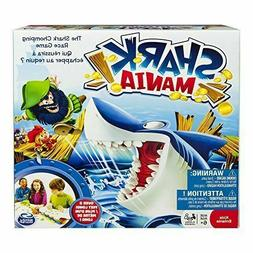 Shark Mania Board Game by Spin Master Games