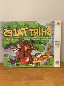 Shirt Tales 3D Board Game from Milton Bradley 1983 BRAND NEW