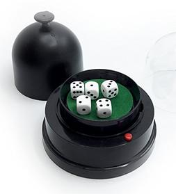 Cafolo Sic Bo - Automatic Dice Roller Cup Battery Powered w