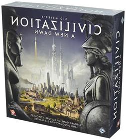 Sid Meier's CIVILIZATION: A New Dawn FFG CIV01 Board Game NE