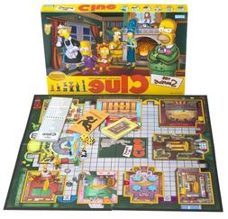 The Simpsons Clue 2nd Edition