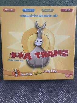Smart Ass The Board Game by University Games The Ultimate Tr