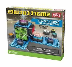 Smart Lab Smart Circuits Games & Gadgets Electronics Lab