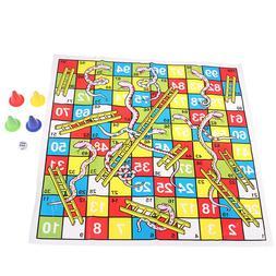 Snake Ladder Educational Kids Children Toys Family Interesti