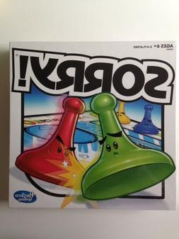 Sorry! Game Hasbro Family Board Games Nolstagic Tabletop Gam