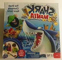 Spin Master Shark Mania - The Shark Chomping Game Kids Ages