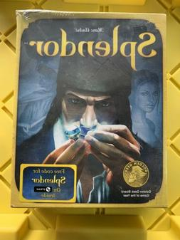 Splendor Board Game Asmodee Games by Mark Andre - New!