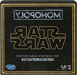 Monopoly: Star Wars Complete Saga Edition Board Game for Kid